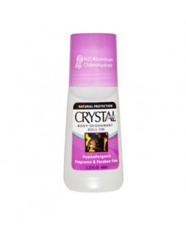 Crystal Body Deodorant...