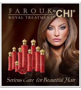 CHI Farouk Royal Treatment - Королевский уход