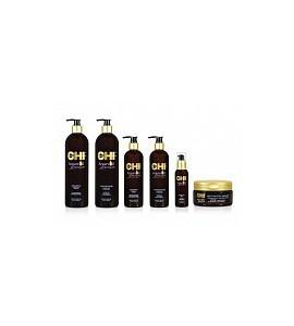 CHI Argan Oil - Четырёхуровневая система  на основе масел