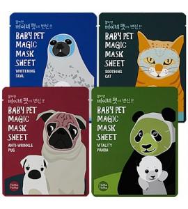 Baby Pet Magic Mask Sheet - Маски-мордочки