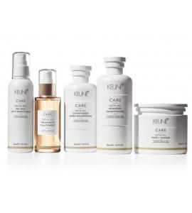 Care Satin Oil — Шелковистость, мягкость и сияние  волос