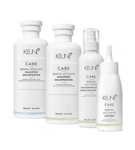 Care Derma Exfoliate, Regulate, Activate — Решение  проблем кожи головы
