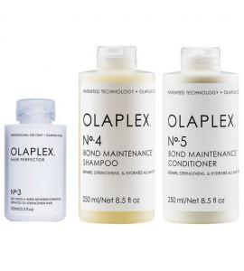 Для восстановления повреждённых волос