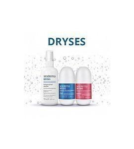 DRYSES - линия антиперспирантов