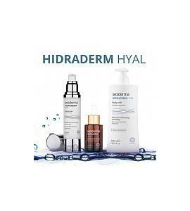 HIDRADERM HYAL - увлажняющая линия  на основе трех видов гиалуроновой кислоты