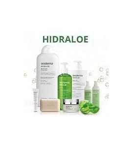 HIDRALOE - линия на основе 100% натурального  и чистого сока алоэ