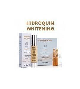 HIDROQUIN WHITENING - средства на основе  альфа-арбутина для устранения сильной пигментации