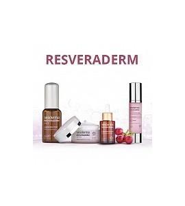 RESVERADERM - линия средств на основе  ресвератрола