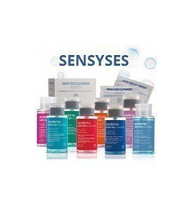 SENSYSES - лосьоны на основе полых  липосом для очищения кожи