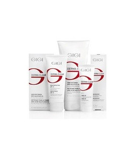 Derma Clear- Мультифункциональная программа  коррекции акне и омоложения кожи