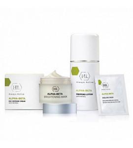 Alpha-Beta & Retinol-Линия для восстанов- ления текстуры и цвета всех типов кожи
