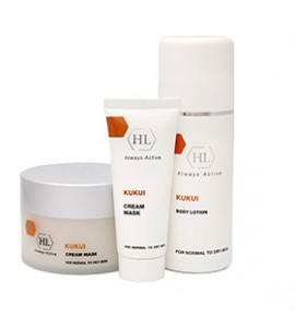 Kukui- Увлажняющая линия с НЖК для  всех типов кожи