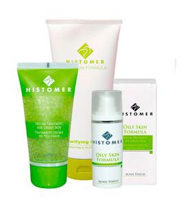 Oily skin formula - себорегуляция  жирной кожи